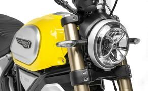 Ducati Scrambler 1100 - Alle Versionen Bild 13 Tankinhalt 15 l, Lenkkopfwinkel 24,5°