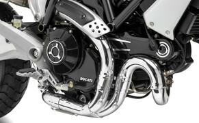 Ducati Scrambler 1100 - Alle Versionen Bild 7 1079 Kubik L-Twin, luftgekühlt, 6 Gänge, Ride-by-Wire