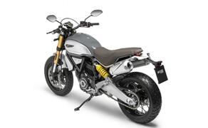 Ducati Scrambler 1100 Special Bild 2