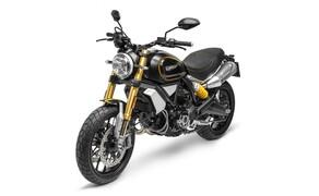 Ducati Scrambler 1100 Sport Bild 2