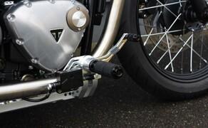 WUNDERKIND-Custom: neue Motorradzubehörteile Bild 5 Fußrastenanlage
