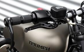 WUNDERKIND-Custom: neue Motorradzubehörteile Bild 1 Griffe & Hebel