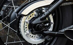 WUNDERKIND-Custom: neue Motorradzubehörteile Bild 9 Kettenschutz Cover Kettenrad