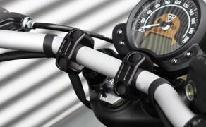 WUNDERKIND-Custom: neue Motorradzubehörteile Bild 10 Riser