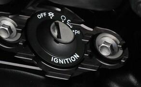 WUNDERKIND-Custom: neue Motorradzubehörteile Bild 13 Zündschlosshalterung