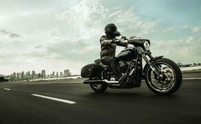 Harley-Davidson Sport Glide 2018 Bild 1 Das jüngste Modell der Harley-Davidson Softail Baureihe