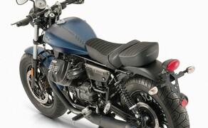 Moto Guzzi V9 Bobber und Roamer 2018 Bild 2
