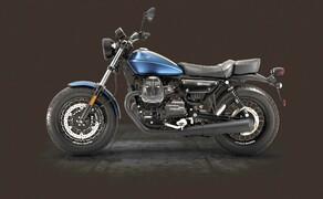 Moto Guzzi V9 Bobber und Roamer 2018 Bild 7