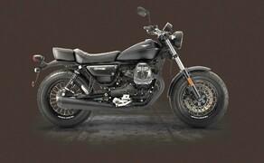 Moto Guzzi V9 Bobber und Roamer 2018 Bild 8