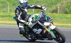 Trackdays 2018 Pannoniaring April - Tag 1 - Grüne Gruppe Bild 5