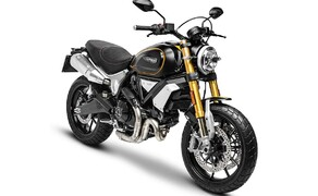 Ducati Scrambler 1100 Modelle 2018 Bild 7 Ducati Scrambler 1100 Sport