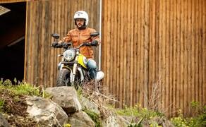 Retrobike 2018 Vergleich: Ducati Scrambler 1100 Bild 10