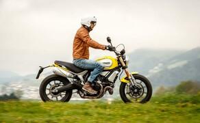 Retrobike 2018 Vergleich: Ducati Scrambler 1100 Bild 12