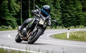 Kawasaki Z900 im Naked Bike Vergleich 2018 Bild 11