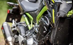 Kawasaki Z900 im Naked Bike Vergleich 2018 Bild 12