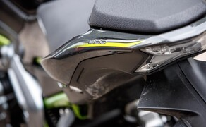 Kawasaki Z900 im Naked Bike Vergleich 2018 Bild 14