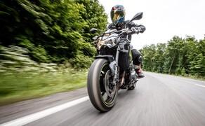 Kawasaki Z900 im Naked Bike Vergleich 2018 Bild 19