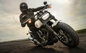 Dunlop D429 für Harley-Davidson Bild 1 Dunlop führt den D429 speziell für Harley-Davidson ein