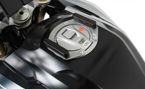 BMW F850 GS Zubehör von Hepco & Becker Bild 6 Lock It Tankring