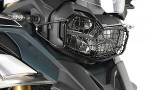 BMW F850 GS Zubehör von Hepco & Becker Bild 18 Lampenschutzgitter