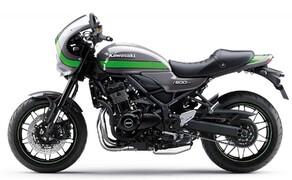 Neue Farben für 2019 Kawasaki Modelle Bild 2 Kawasaki Z900: Metallic Graphite Grey