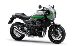 Neue Farben für 2019 Kawasaki Modelle Bild 1 Kawasaki Z900: Metallic Graphite Grey