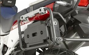 Neues GIVI-Zubehör für die Honda Africa Twin 2018 Bild 6 Spezifisches Kit für die Montage der S250 Tool Box an PLR1161, PL1161CAM