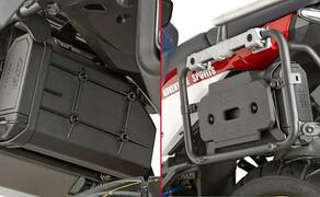 Neues GIVI-Zubehör für die Honda Africa Twin 2018 Bild 7 Spezifisches Kit für die Montage der S250 Tool Box an PLR1161, PL1161CAM