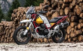 Moto Guzzi V85 TT 2019 Bild 16
