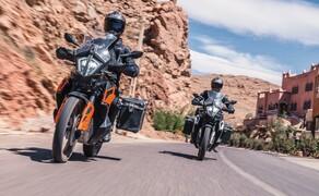 """Motorrad Neuheiten 2019 Bild 3 Nichts Geringeres als das Beste möchte KTM mit der 790 Adventure und der 790 Adventure R in der Klasse der mittleren Reiseenduros etablieren. Als Marktführer im Offroad-Segment hat man schließlich einen Ruf und an den neuen """"kleinen"""" Adventures soll sich die Konkurrenz die Zähne ausbeißen. Hier geht's zu allen Daten und Fakten der <a href=""""/modellnews-3005026-ktm-790-adventure-790-adventure-r-2019""""> KTM 790 Adventure</a>."""