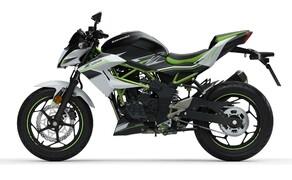Kawasaki Ninja 125 und Z125 2019 Bild 4