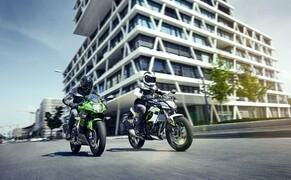 Kawasaki Ninja 125 und Z125 2019 Bild 7
