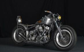 Harley Pan Head 1950 Bild 1