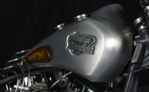 Harley Pan Head 1950 Bild 3