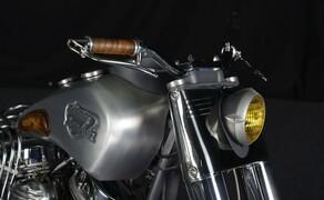 Harley Pan Head 1950 Bild 4