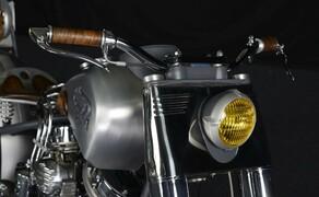 Harley Pan Head 1950 Bild 6