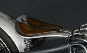 Harley Pan Head 1950 Bild 7