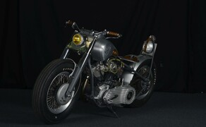 Harley Pan Head 1950 Bild 9