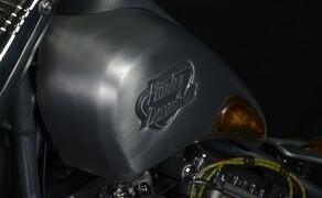 Harley Pan Head 1950 Bild 10