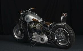 Harley Pan Head 1950 Bild 13