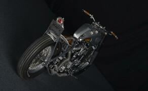 Harley Pan Head 1950 Bild 14
