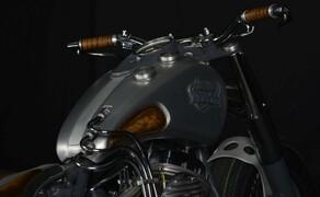 Harley Pan Head 1950 Bild 15