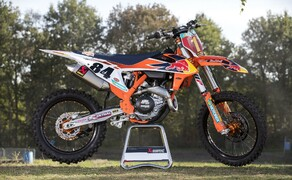 KTM 450 SX-F HERLINGS REPLICA Bild 3