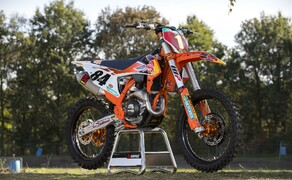 KTM 450 SX-F HERLINGS REPLICA Bild 1