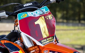 KTM 450 SX-F HERLINGS REPLICA Bild 2
