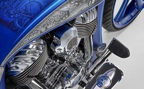 Indian Chief 2017 Custom Bike - Top Mountain Bild 2