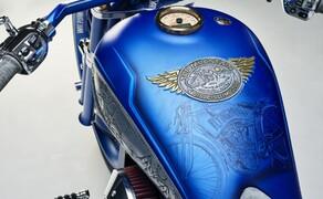 Indian Chief 2017 Custom Bike - Top Mountain Bild 5
