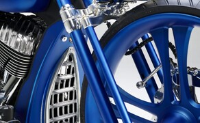 Indian Chief 2017 Custom Bike - Top Mountain Bild 10