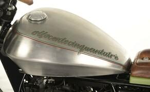 Ottocentocinquantatré - 853 cm³ in der Custom Moto Guzzi Bobber Bild 17