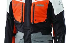 KTM TECH-AIR™ READY Bild 1 DURBAN GTX TECH AIR JACKE
